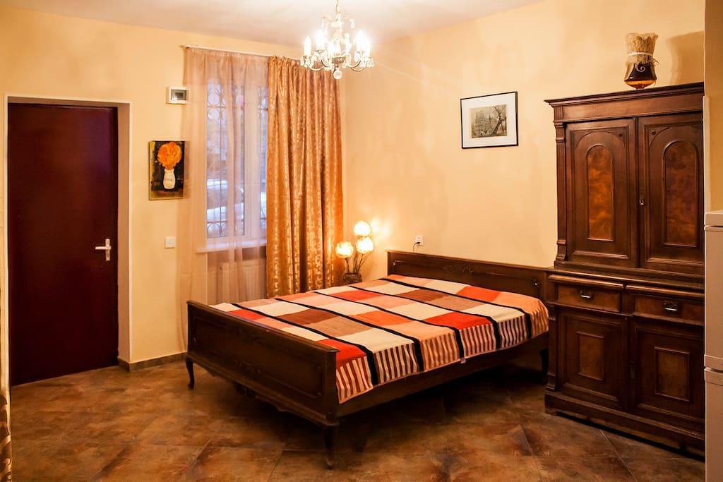 Narikala Cozy Apartment bedroom