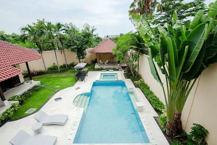 Sewa kamar MURAH #4 >Vila Kimberly D-17 @ Nusa Dua