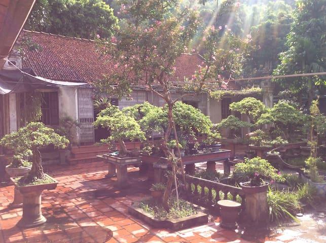 The suburban of Hanoi - Hà Nội - Hus