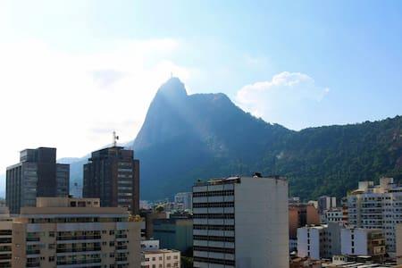 Praticidade e conforto em Botafogo - Rio de Janeiro - Apartment