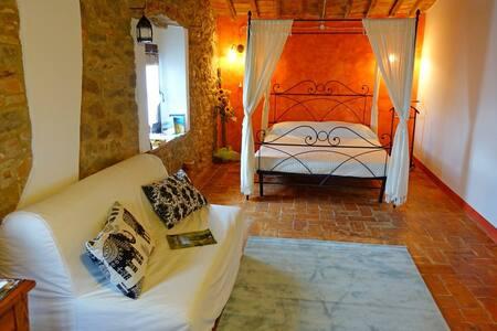 Tuscany - Romantic Getaway - Montecatini Val di Cecina - Wohnung