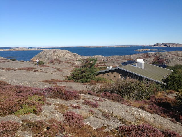 Gullholmen - Sea views. Secluded, yet sociable. - Orust V