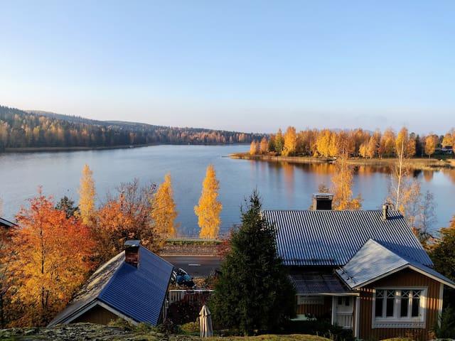 Holiday house on island | Säynätsalo | Jyväskylä