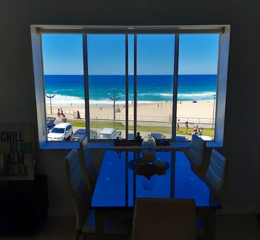 Room with ocean view in Maroubra Beach