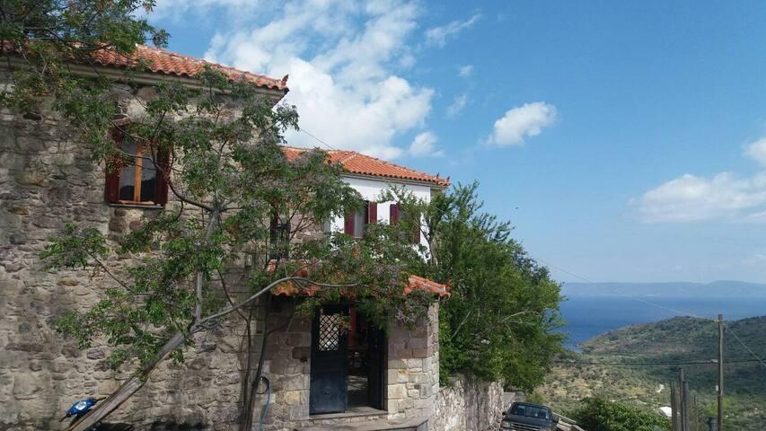 """PHILOXENIA"" traditional villa"