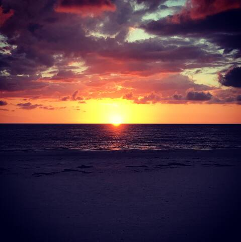 Quiet Beach Getaway in Treasure Island, Florida