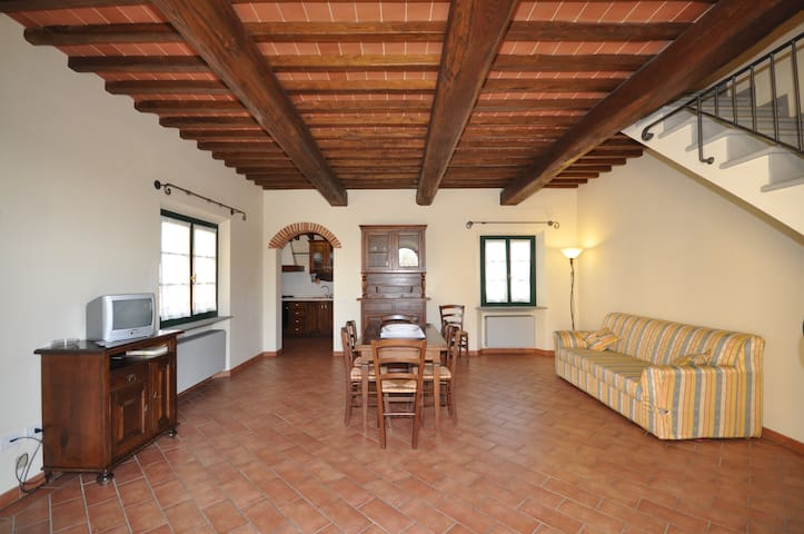 Beautiful apartment on the hill of Florence - Cerreto Guidi - Apartment