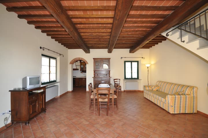 Beautiful apartment on the hill of Florence