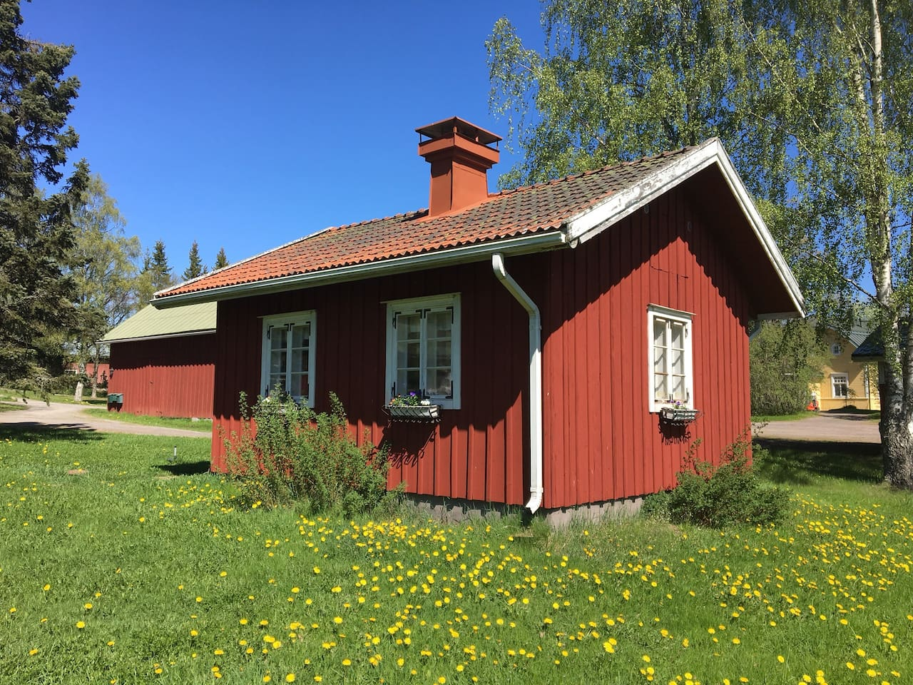 The Savings Cottage: a copy of the first savings bank in Finland