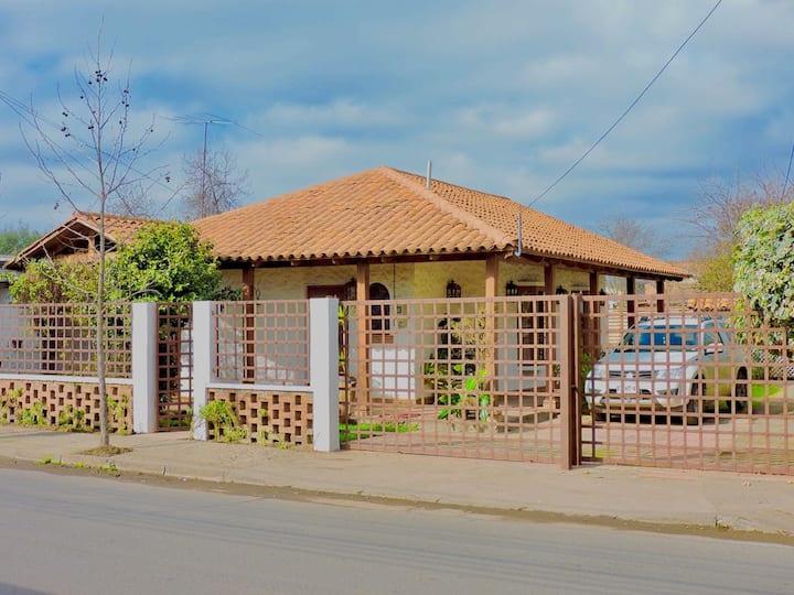 """Casa  """"El Olivo"""""""