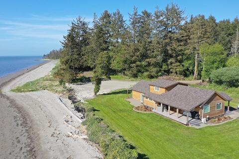 Lone Pine Beach House at South Bay-Westport WA