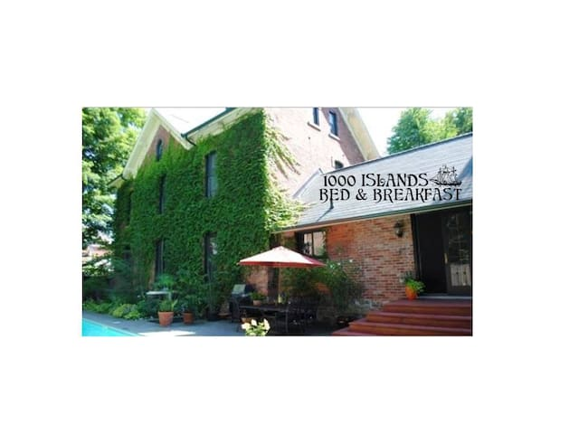 1000 Islands B and B - Sugar Maple Room - Brockville - Penzion (B&B)