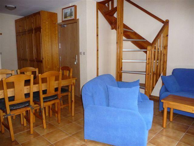 Duplex 70m2 6 personnes, wifi réception résidence - Canillo - Apartemen