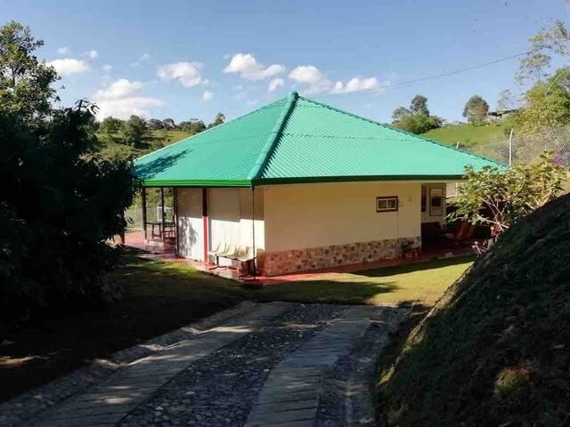 Cabaña el Encanto