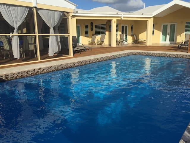 Oceanfront Suite #2  St Croix