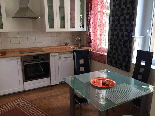 City-Apartment in Krefeld