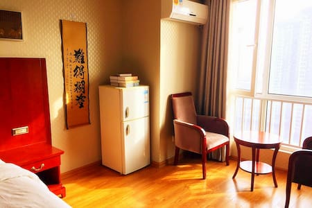 Sketch Apartment, Superior double bed room (2m×2m) - Xi'an