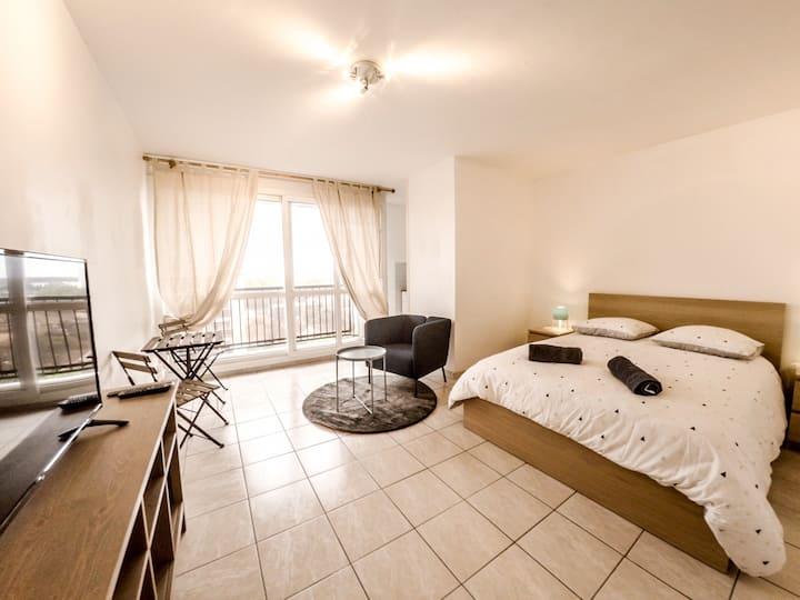 Très bel Appartement moderne avec tout le confort