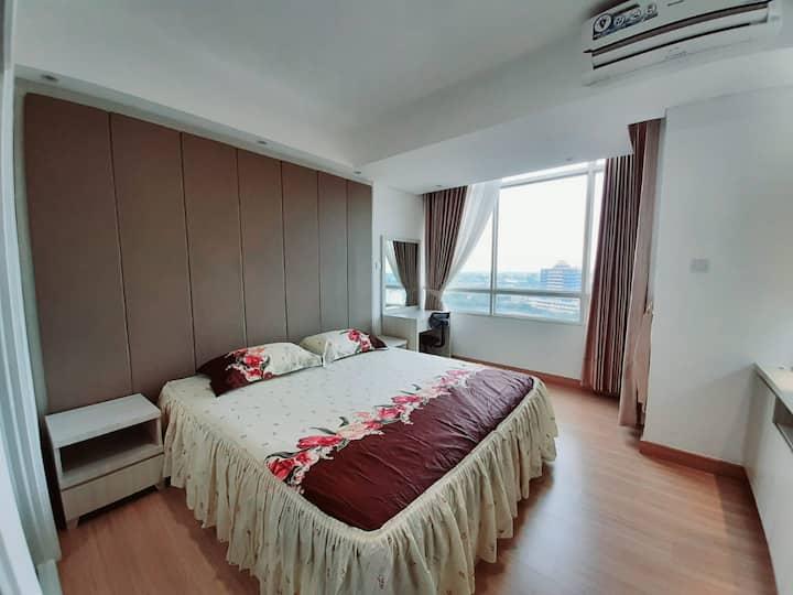 Sewa Apartemen Bulanan Di Kota Tangerang