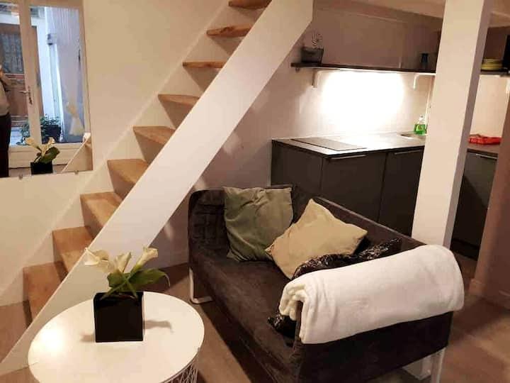 Studio cosy proche tour Eiffel