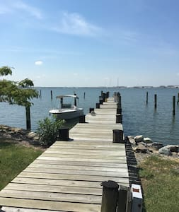 Waterfront Escape on the Bay - 노퍽(Norfolk)