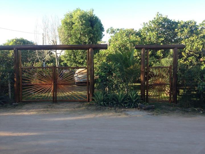 Aluguel de casa em Regência.