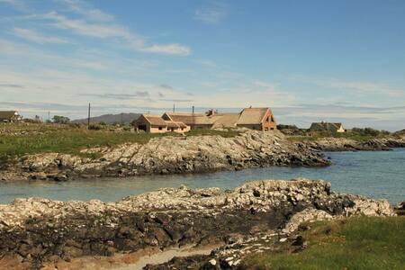 """Au coeur du Connemara """"L'Ann-Moor cottage"""" - Ballyconneely - วิลล่า"""