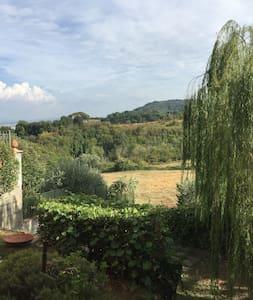 Charmantes Ferienhaus - Collemontanino - Casa