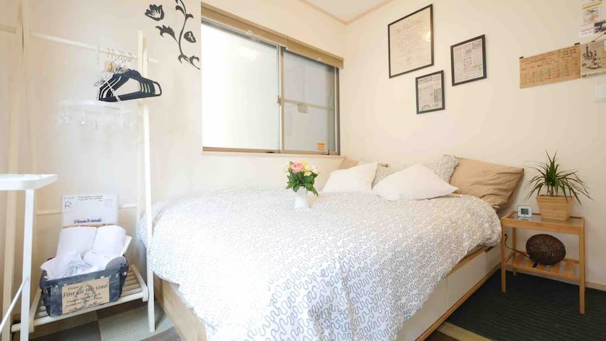long Stay double bed room