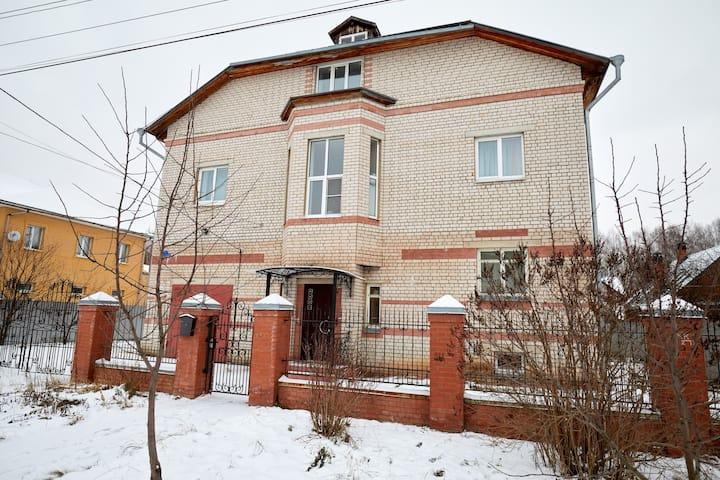 Большой дом премиум класса в Костроме