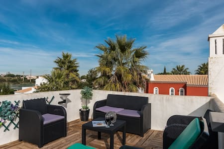 Private Rooftop°Garden°Parking°Pool°❤ of Algarve