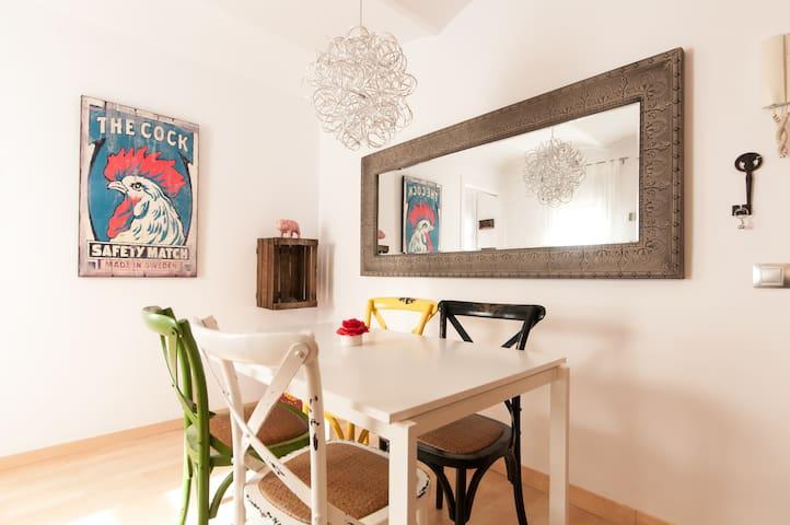 Cozy apartment Plaza España