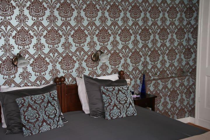 Karaktervol ingericht appartement - Wagenberg - Daire