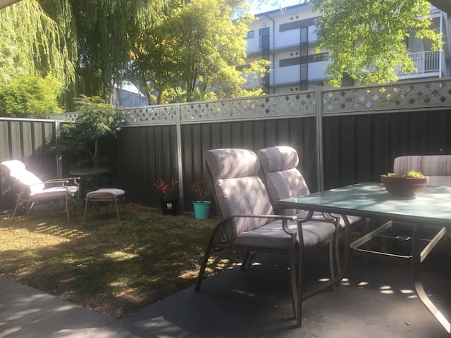 Affordable Modern Central City Townhouse