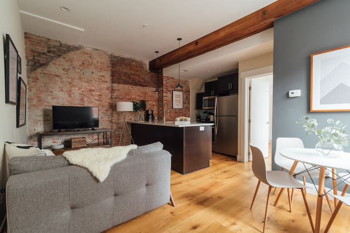 Comfort & Style in a Renovated Historic Home