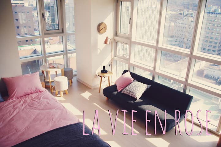 LA VIE EN ROSE / Myeong-dong - Jung-gu - Apartment
