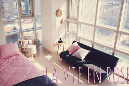 LA VIE EN ROSE / Myeong-dong - Jung-gu - Appartement