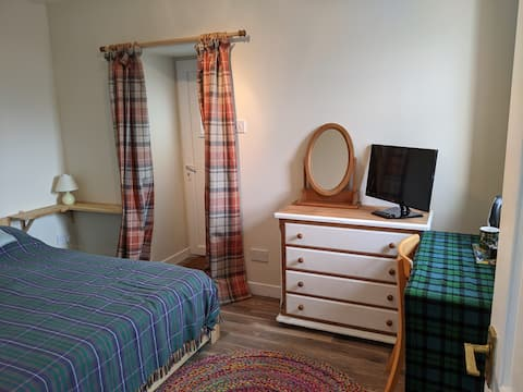 Private Room with En-Suite - Private entrance
