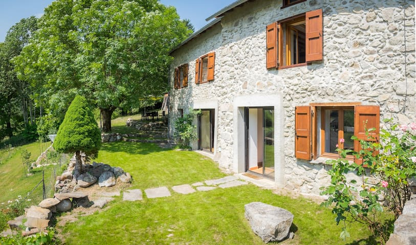 Character property in the heart of the Pyrenees