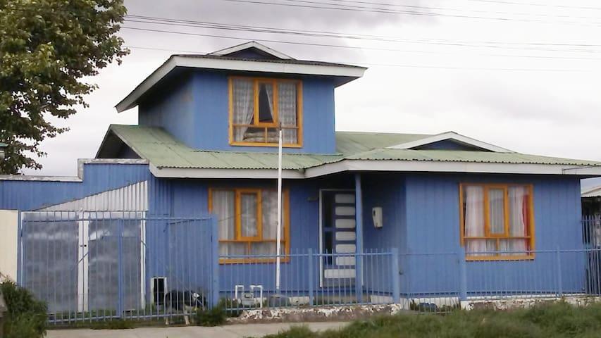 """"""" Austral Glacier the Blue House"""""""