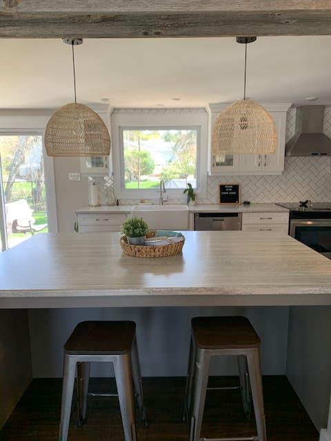 Lakeside Living - A Kincardine Beach House