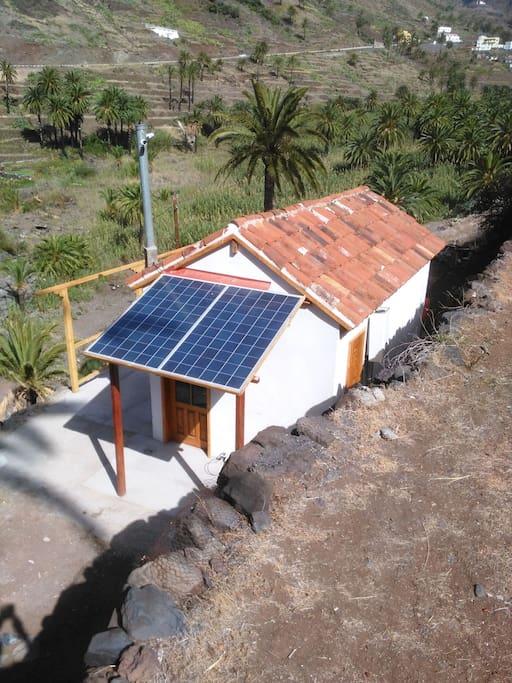 Solarbetrieben