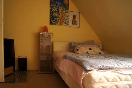 gemütliches, gepflegtes Zimmer zentral in Bonn - Bonn - Wohnung