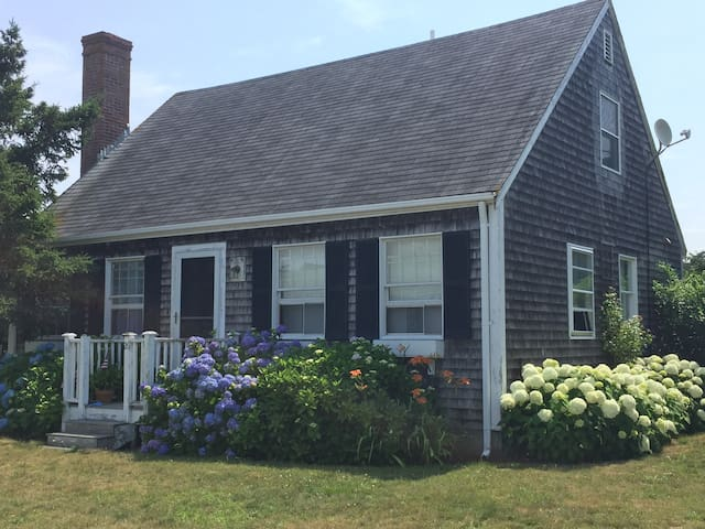 Beautiful 3 BR Nantucket home - central location