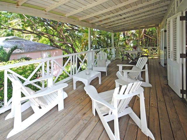 Charming Hideaway - Tamarind Cottage - Holetown