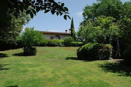 Casale Rodilosso - Ginestra/Apartment Tuscany - Montaione
