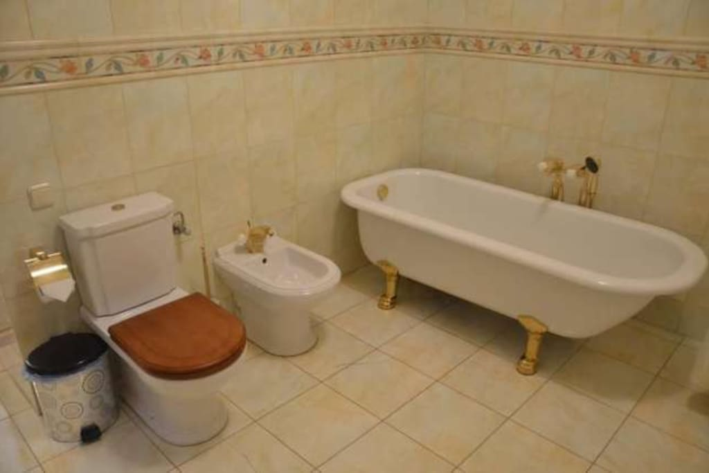 Ванная комната номера люкс 3
