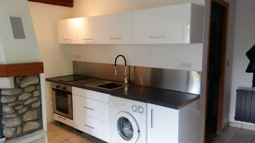 Gite Combes Soleil - Le Sappey-en-Chartreuse - Casa