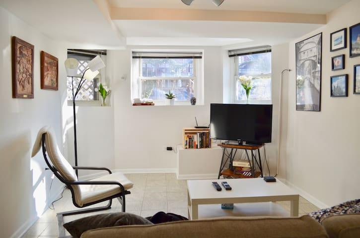 Cozy 2BR Apt - Humboldt Park - Chicago - Apartemen