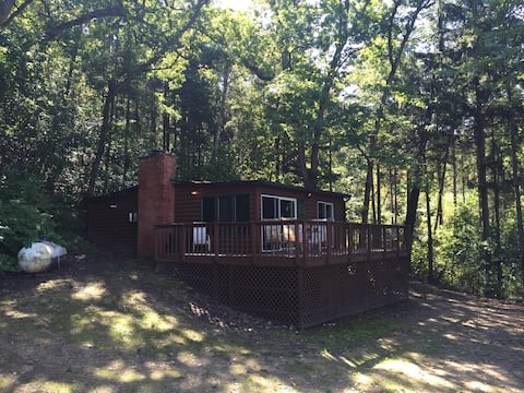Cabin at Whiskey Bluffs